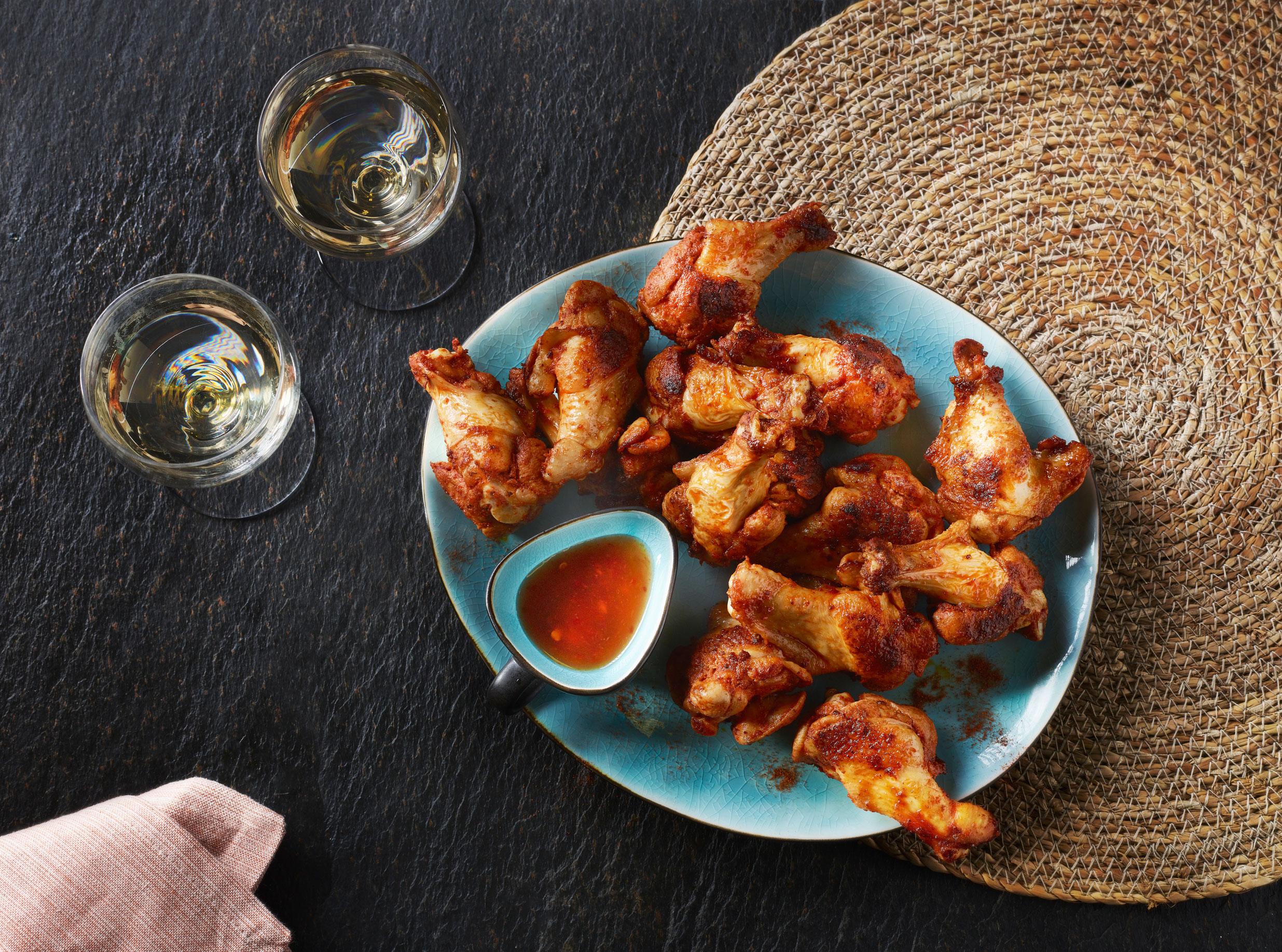 produits de poulet plukon